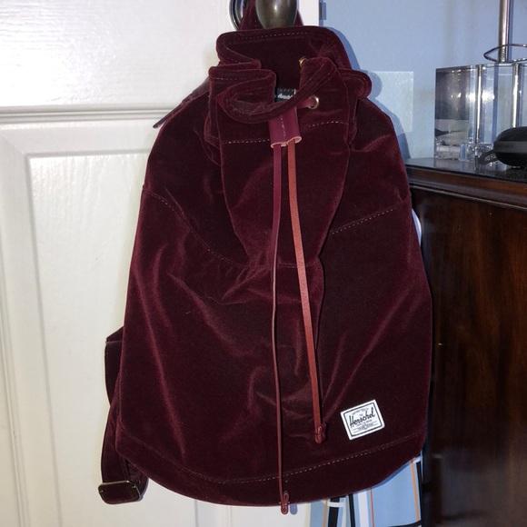 zawsze popularny wylot dobra jakość Herschel supply co backpack velvet backpack